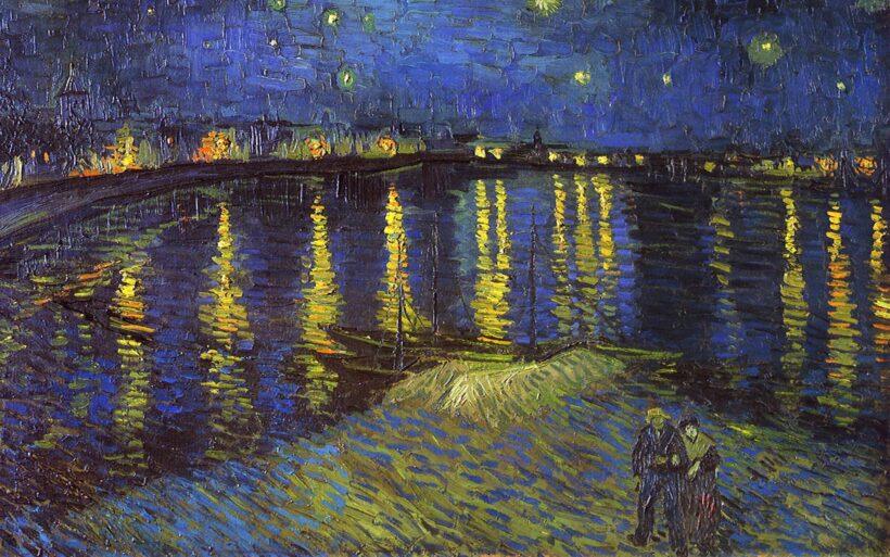 bức tranh nổi tiếng của Van-Gogh