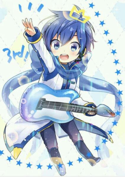 hình ảnh anime chibi boy