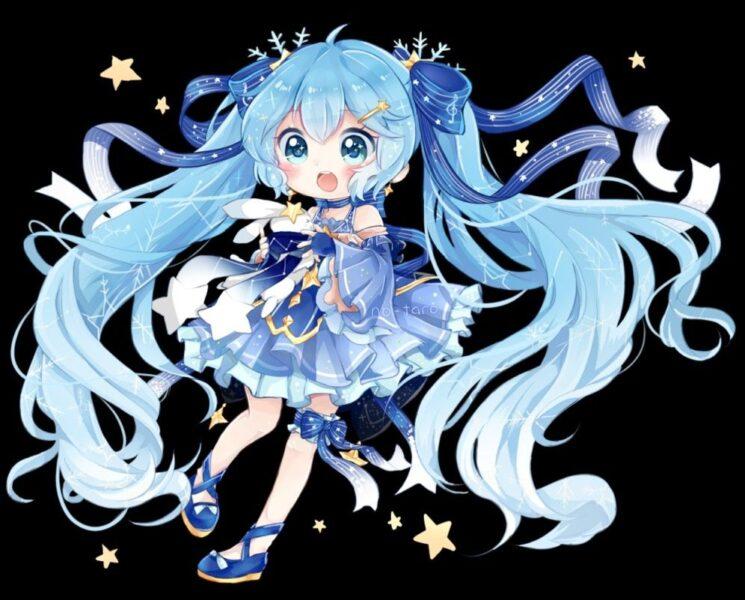 hình ảnh anime chibi cute dễ thương nhất (10)