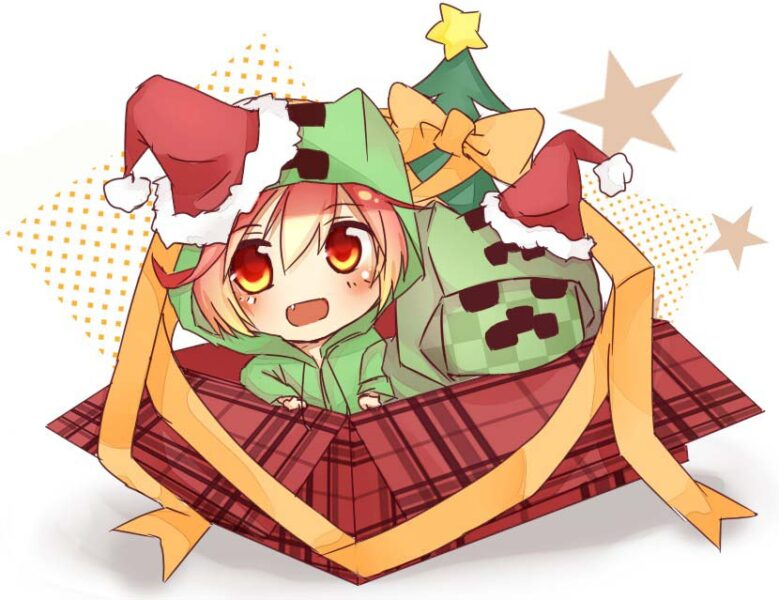 hình ảnh anime chibi cute dễ thương nhất (20)