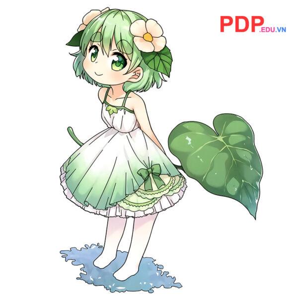 hình ảnh anime chibi cute dễ thương nhất (21)