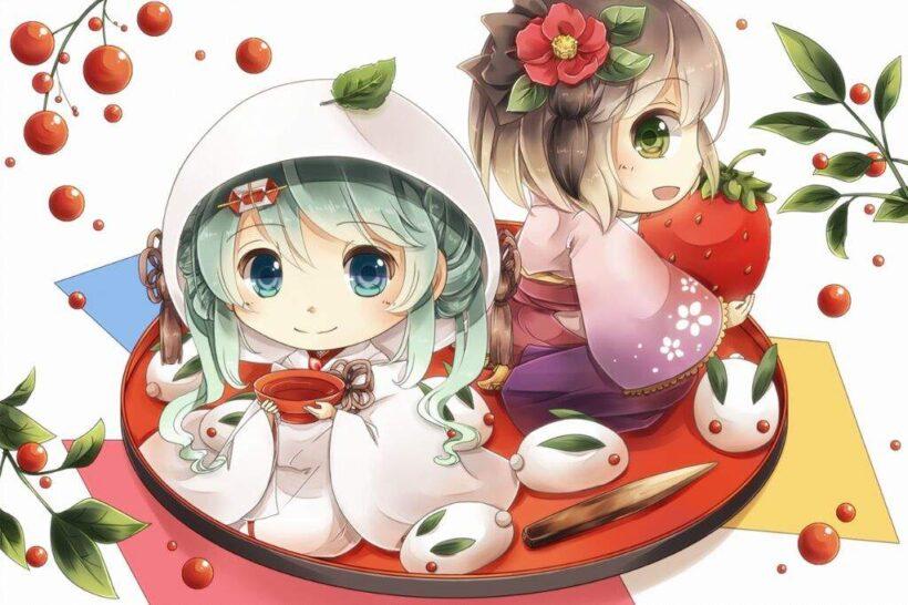 hình ảnh anime chibi cute dễ thương nhất (3)