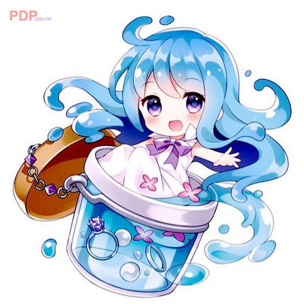 hình ảnh anime chibi cute dễ thương nhất (8)