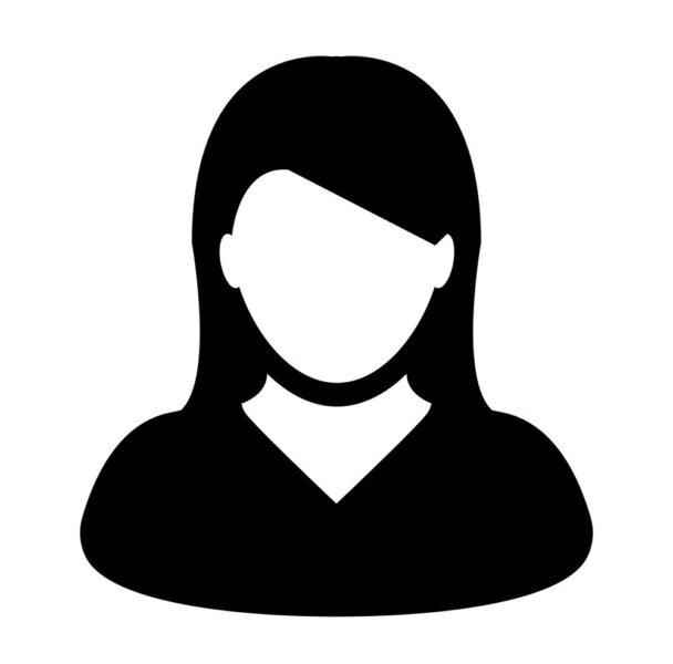 hình ảnh avatar đen trắng nữ