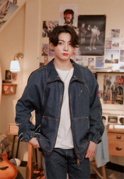 Hình ảnh BTS yungkook đẹp trai