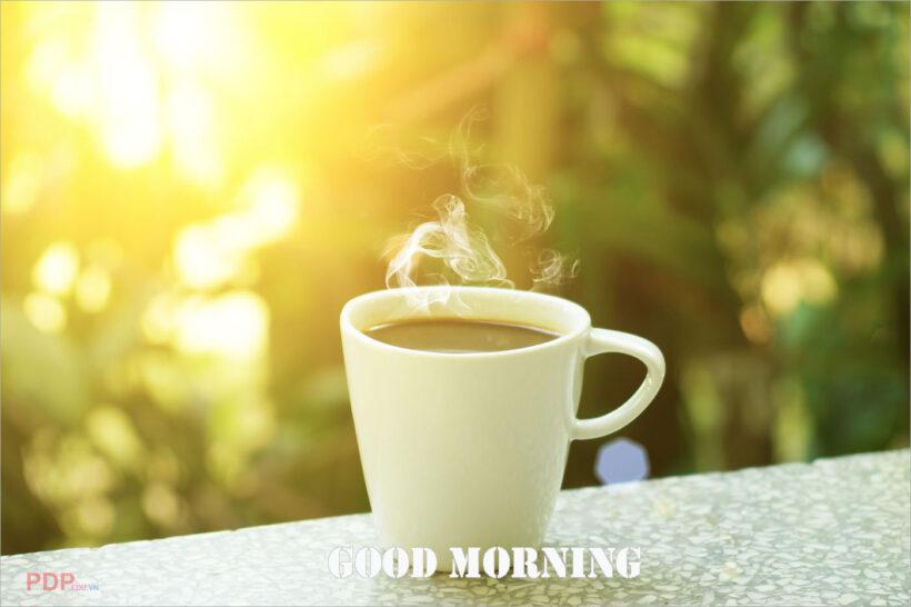 hình ảnh chào ngày mới tươi đẹp