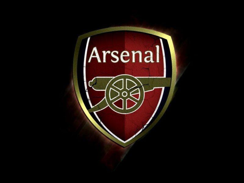 Hình ảnh logo Arsenal cổ điển