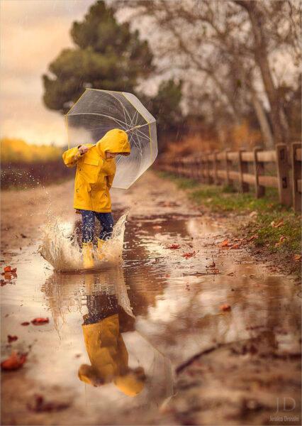 hình ảnh mưa đẹp vui nhộn nhất (10)