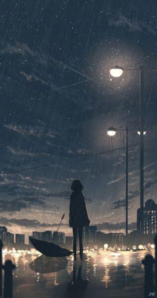 hình ảnh mưa rơi buồn đẹp nhất (10)
