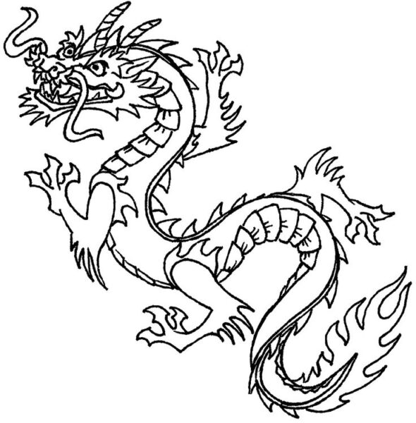 Hình con rồng