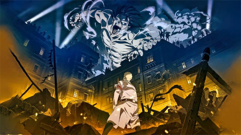 hình nền anime 4k Attack On Titan