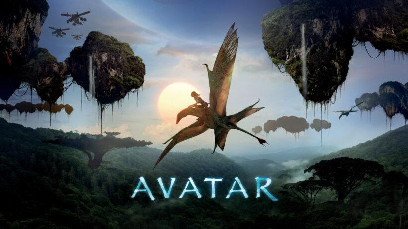 Hình nền đen phim Avatar