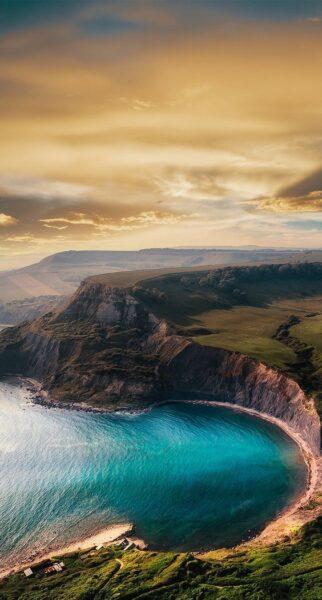 hình nền iphone 7 thiên nhiên biển và núi đẹp nhất