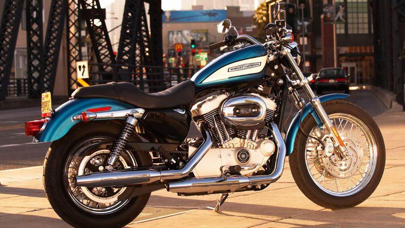 Hình nền siêu xe moto Harley Davison cực đẹp