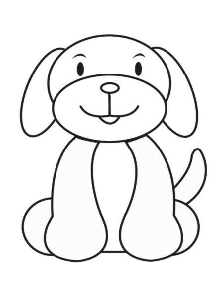 Hình tô màu cho bé 2 tuổi (5)
