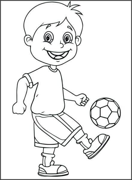Hình tô màu chủ đề nghề nghiệp cho bé tập tô (13)