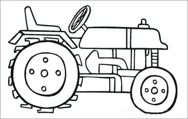 Hình tô màu phương tiện giao thông cho bé tập tô (7)