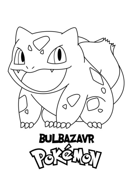 Pokemon Color Pages Coloring Page Pokemon 003 Coloring Page Poke