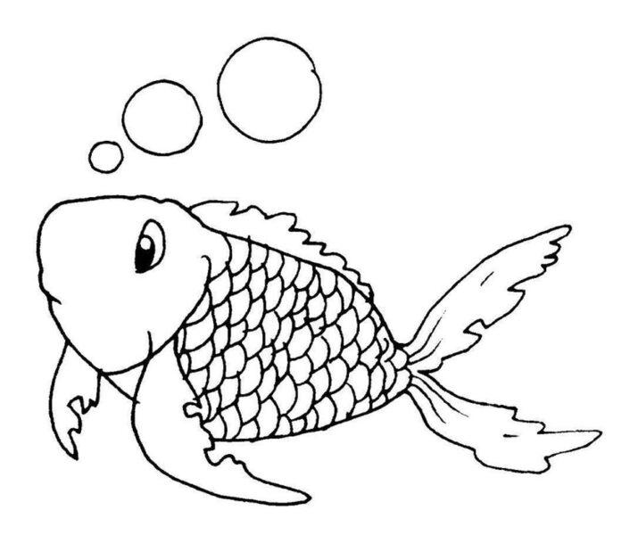 Hình vẽ đen trắng cho bé 3 tuổi tô màu (8)