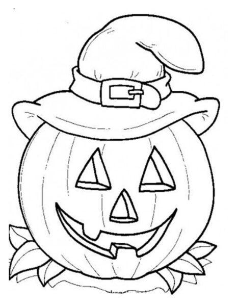 Màu Halloween