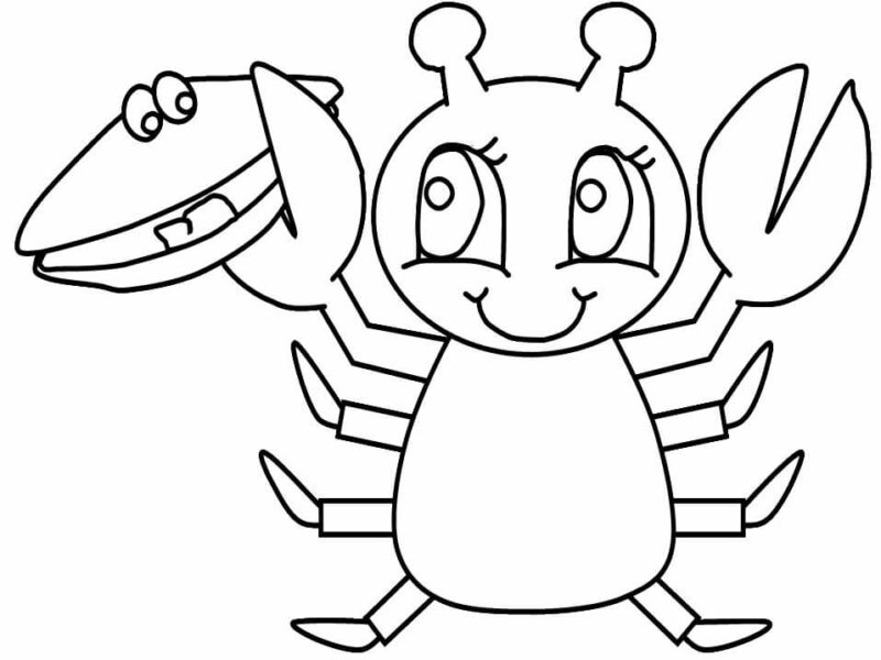 Những tranh tô màu cho bé 3 tuổi đơn giản (4)