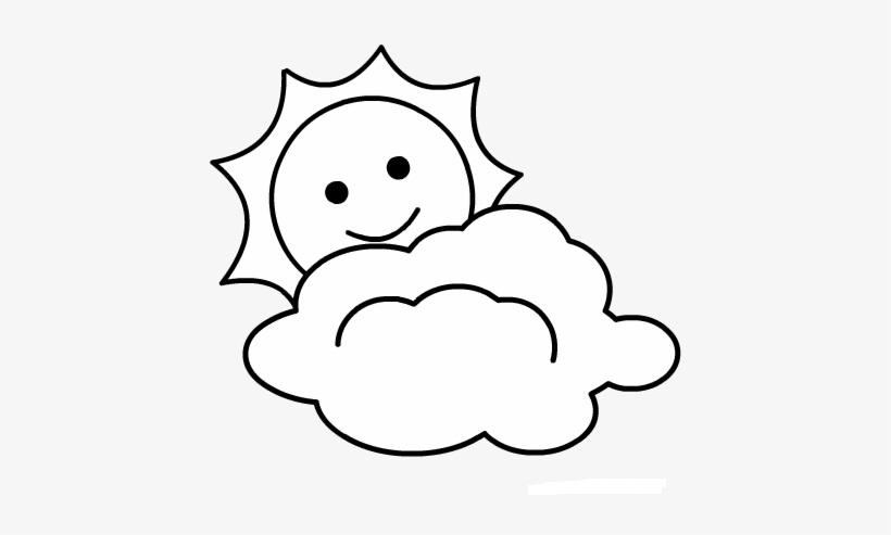 Những tranh tô màu ông mặt trời dễ thương nhất cho bé tập tô (1)