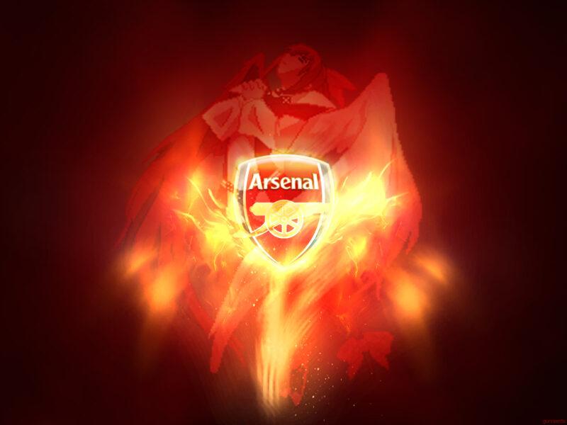 tải ảnh logo Arsenal cực đẹp