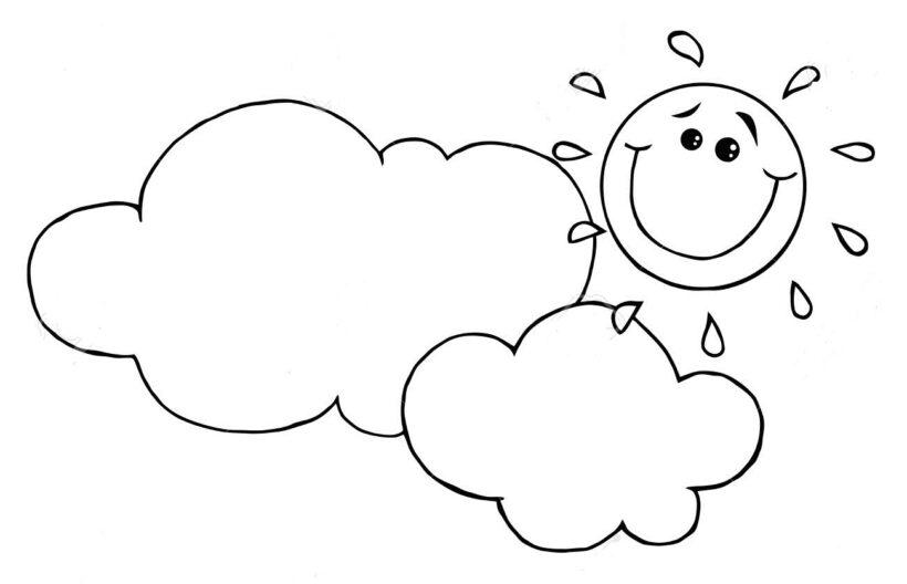Tô màu đám mây