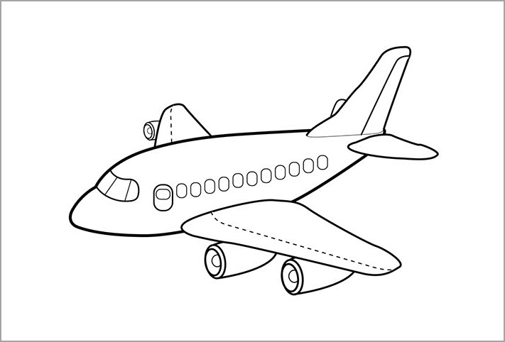 Tranh máy bay