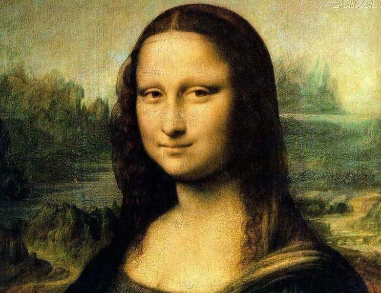 tranh Mona Lisa nổi tiếng thế giới