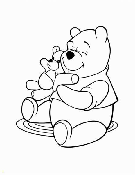 Tranh tô màu con gấu dễ thương cho bé tập tô (22)