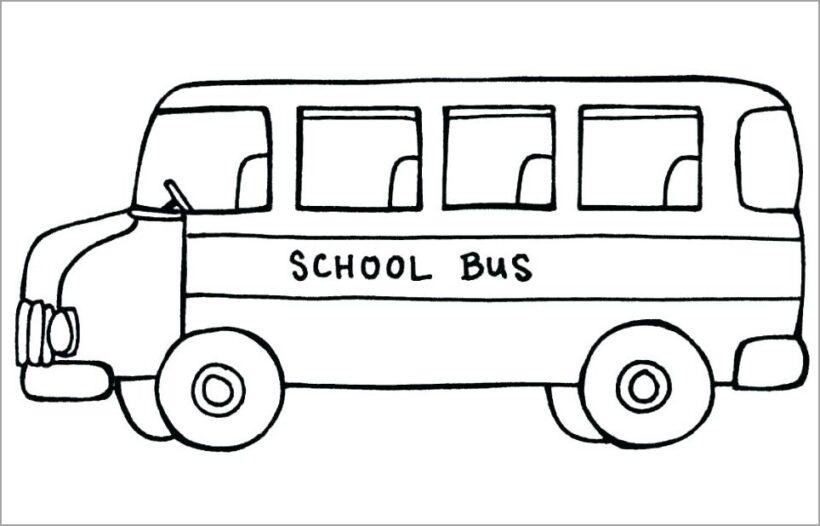 Tranh tô màu phương tiện giao thông đẹp nhất cho bé tập tô (25)