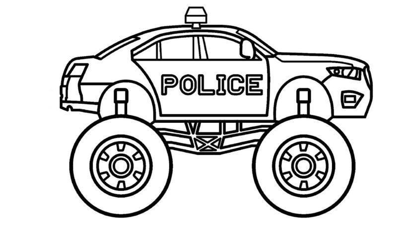 Tranh tô màu phương tiện giao thông đẹp nhất cho bé tập tô (44)