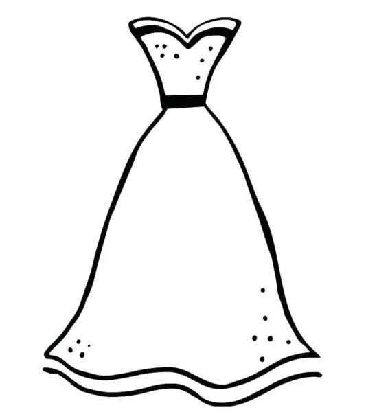 Tranh tô màu váy công chúa đẹp nhất dành tặng bé gái (5)