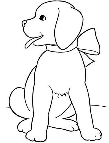 Tranh vẽ đen trắng cho bé 2 tuổi tập tô (4)