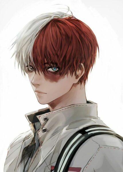Hình ảnh Anime cá tính cool ngầu