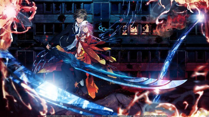 Hình ảnh anime cool ngầu