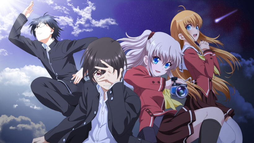 Hình ảnh anime cool ngầu cá tính