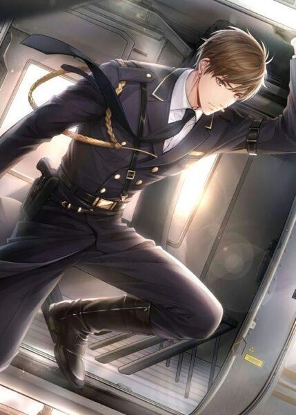 Hình ảnh Anime quân nhân cực ngầu