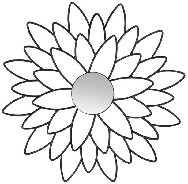 Hình tô màu hoa cúc cho bé tập tô (3)