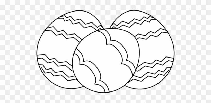 Hình tô màu quả trứng đơn giản cho bé tập tô (20)