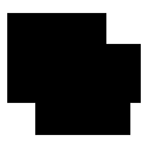 Hình vẽ đen trắng cây nấm cho bé tô màu (1)