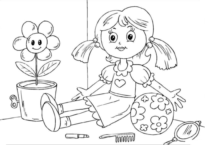 Những tranh tô màu cho bé 5 tuổi (13)