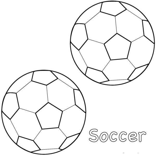 Những tranh tô màu quả bóng đẹp cho bé tập tô (3)
