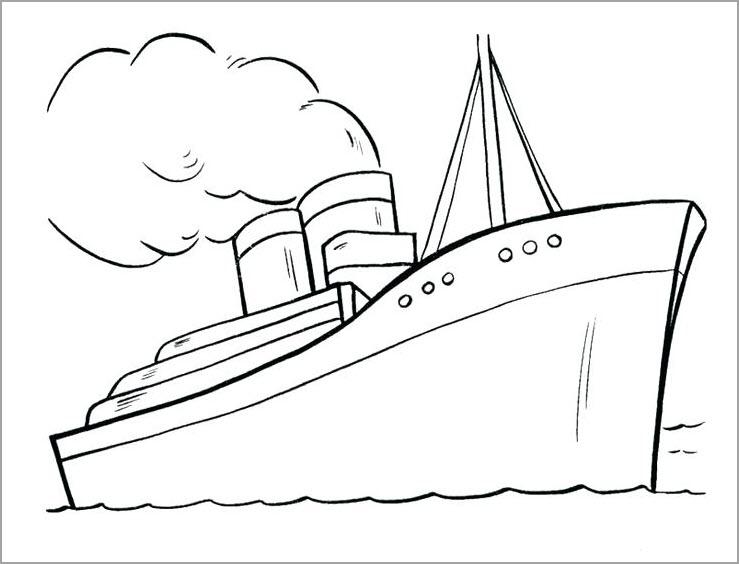 Tô màu tàu thuỷ