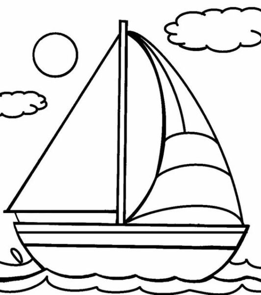 Tô màu thuyền