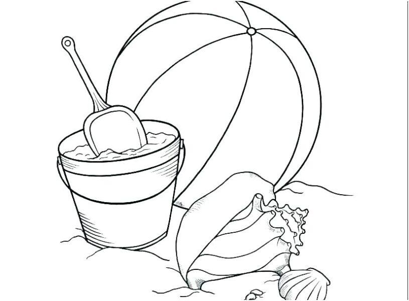 Tranh tô màu quả bóng đẹp cho bé tập tô (13)