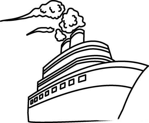 Passenger Ship Outline