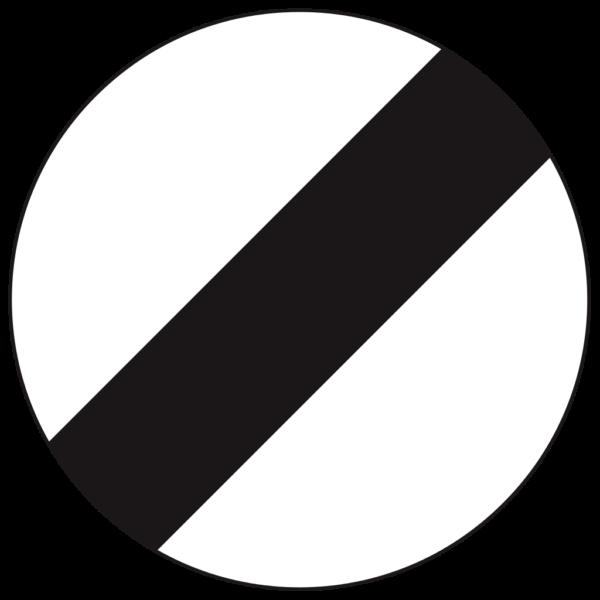 Tranh vẽ đen trắng biển báo giao thông cho bé tô màu (1)