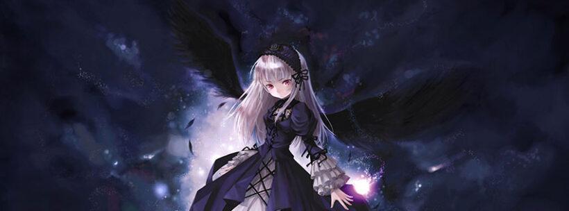 ảnh bìa anime chất nữ cực cute